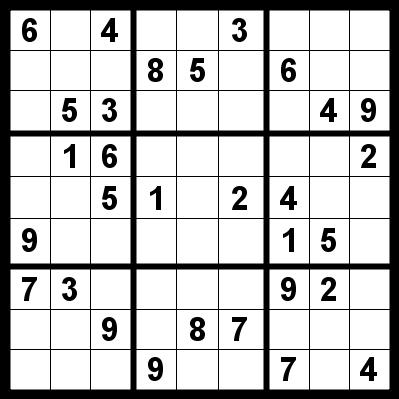 Sudoku20050715201455soln
