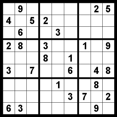 sudoku at