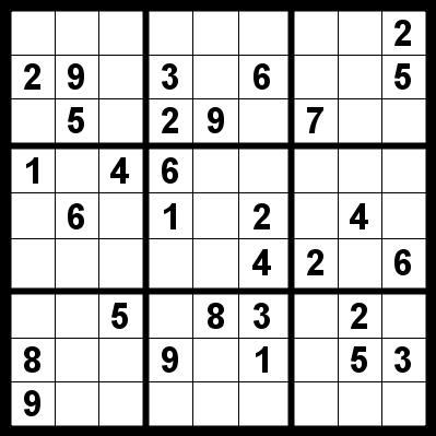 Dan Rice's Sudoku Blog: Sudoku Tips